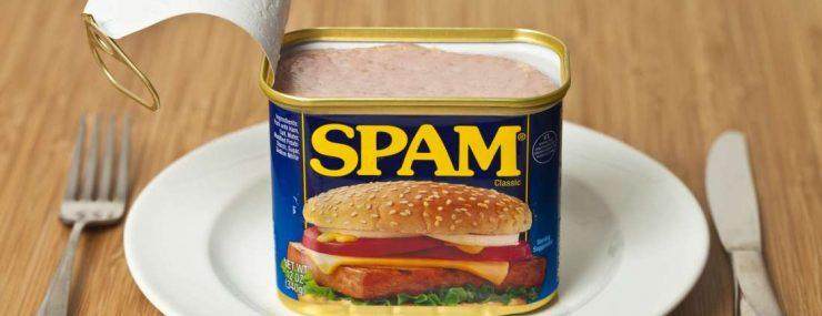 Today, Kevin Ate Spam, and We Don't Know Why…