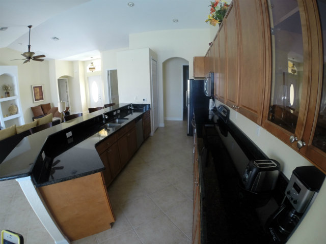 kitchen at 210 NW 36th Ave