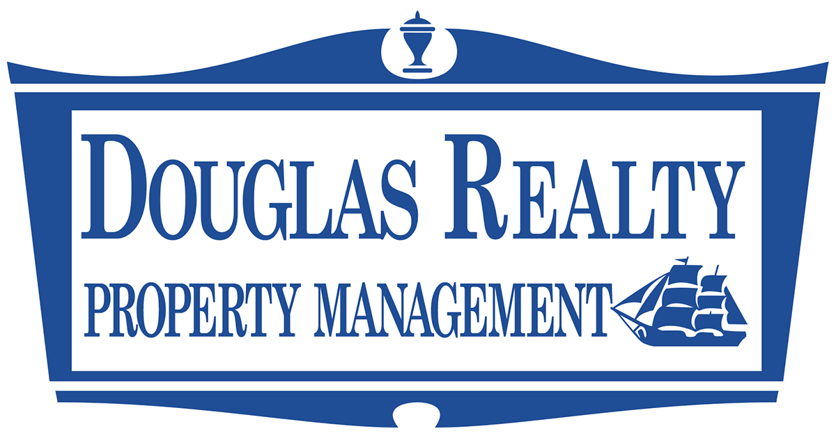 large Douglas Realty Property Management logo
