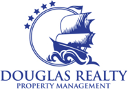 Douglas Realty Property Management theme logo